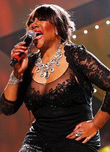 Mary Wilson ... of Diana Ross and The Supremes fame!!