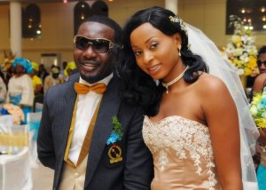 nigerian Comedian, AY and wifey, Mabel