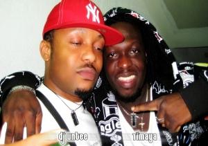 Dj Untee and Timaya