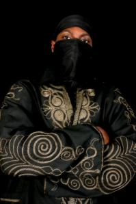 Sound Sultan and His Naija Ninja Look
